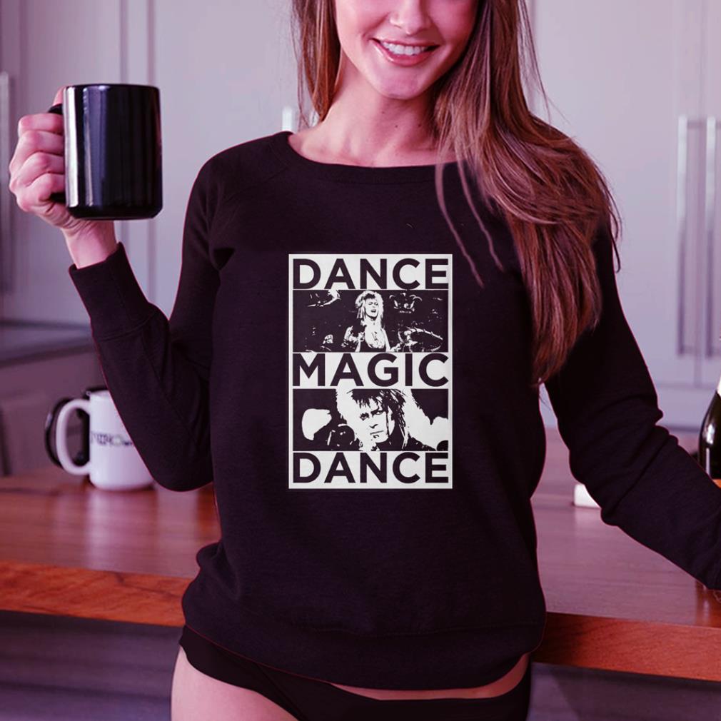 Labyrinth Dance magic dance shirt 3