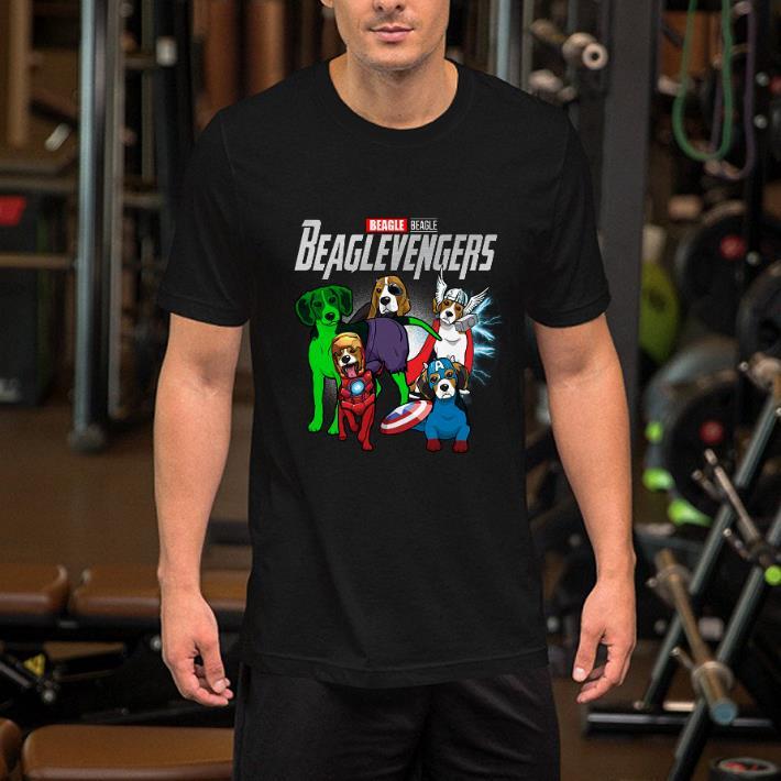 Beagle Beaglevengers Avengers Endgame shirt
