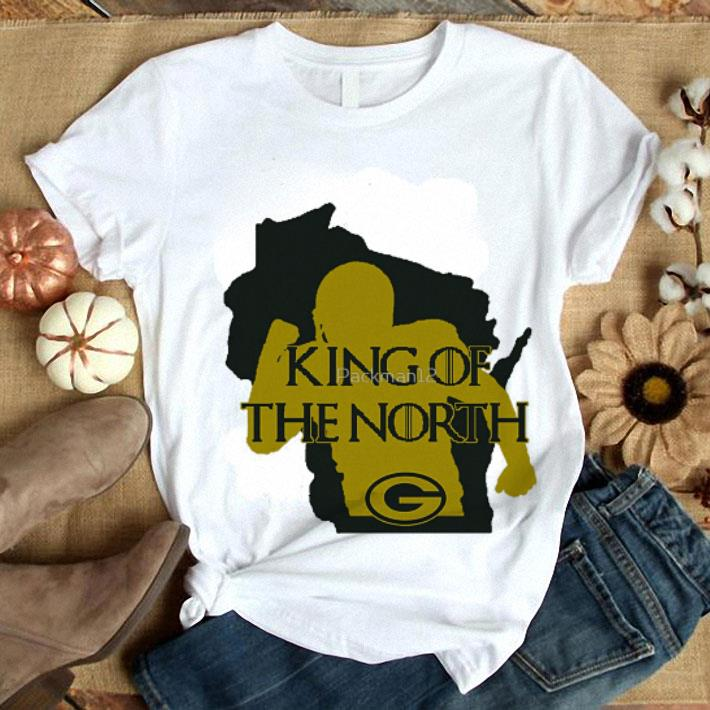 Game Of Thrones King Of The North Green Bay Packers shirt