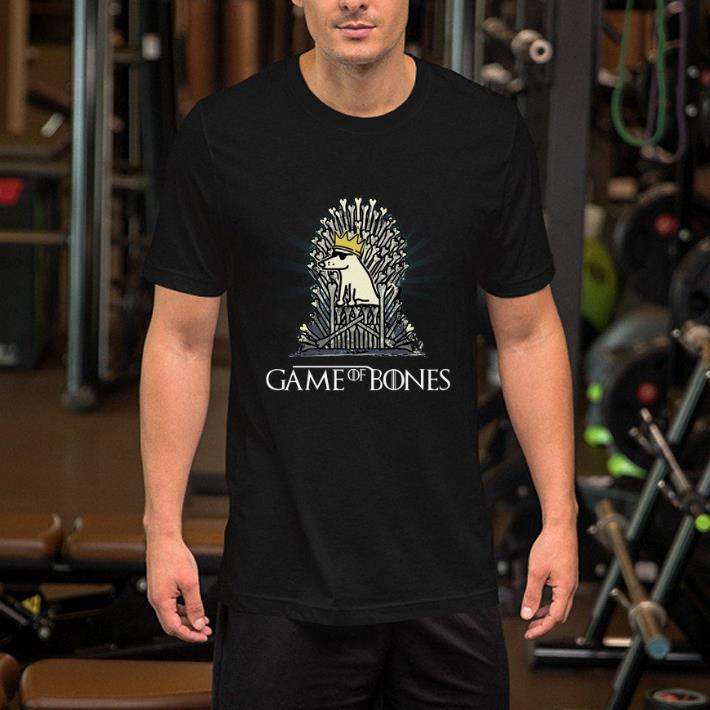 Game of Thrones Teddy The Dog Game Of Bones shirt 2