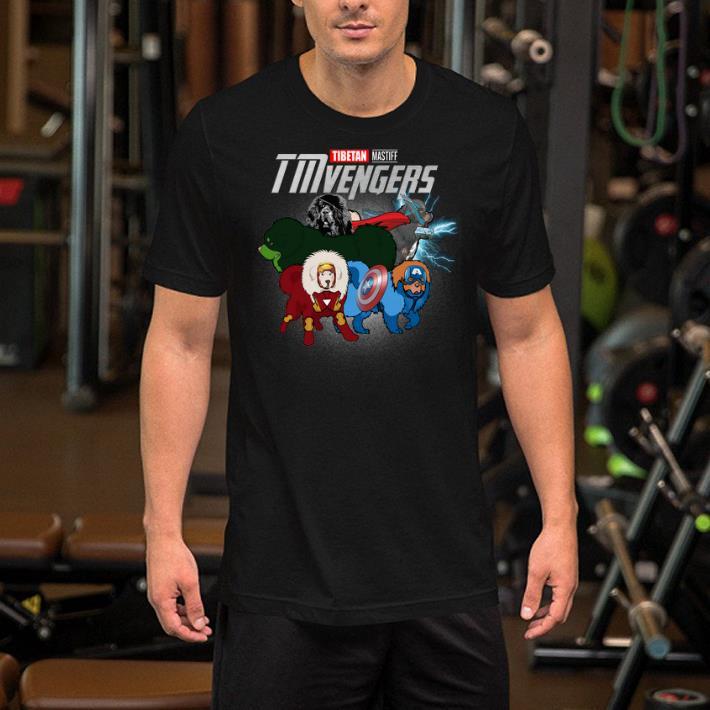 Marvel Avengers Endgame Tibetan Mastiff TMvengers shirt