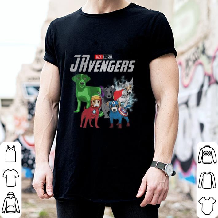 Marvel Jrevengers Avengers Endgame Jack Russell shirt