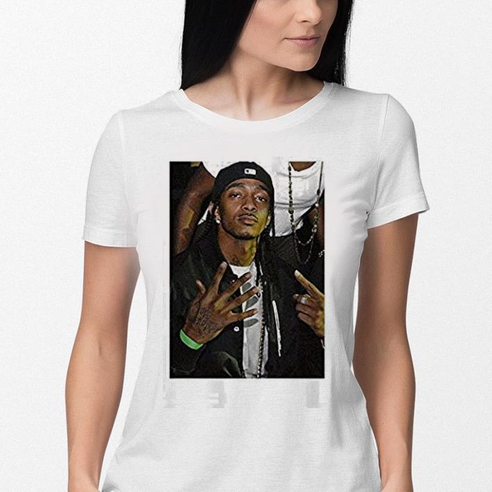 Sad Rip Nipsey Hussle Rip Rapper shirt 3