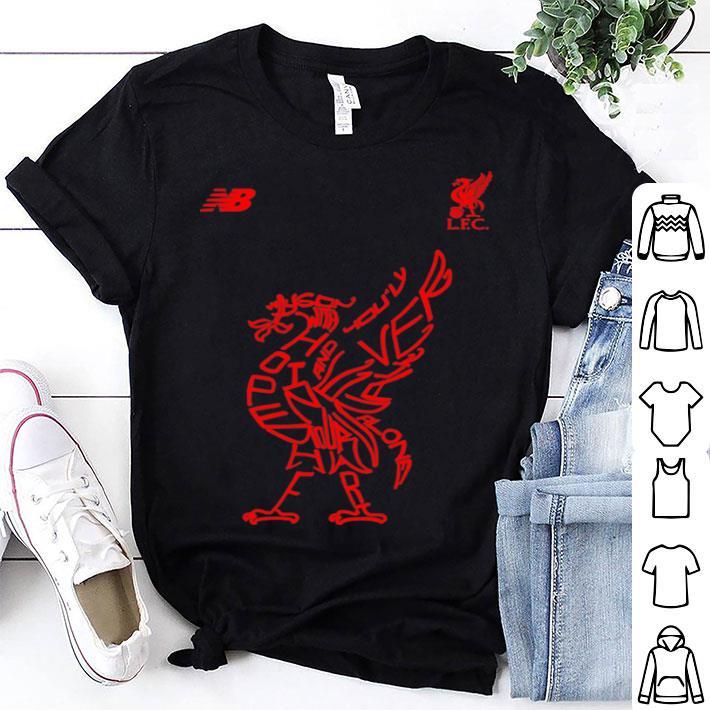 YNWA You'll Never Walk Alone Liverpool shirt 1