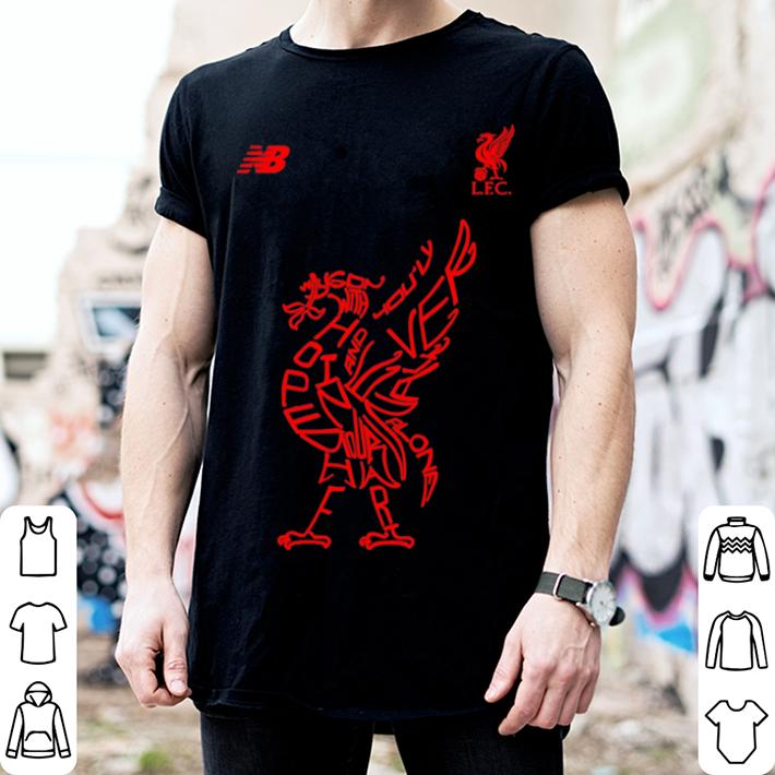 YNWA You'll Never Walk Alone Liverpool shirt 2