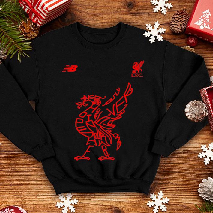 YNWA You'll Never Walk Alone Liverpool shirt 4