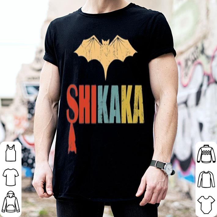 Ace Venture Bat shikaka shirt