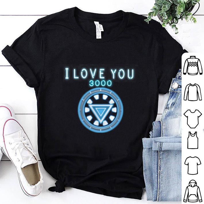 Dad and Daughter I Love You 3000 time shirt