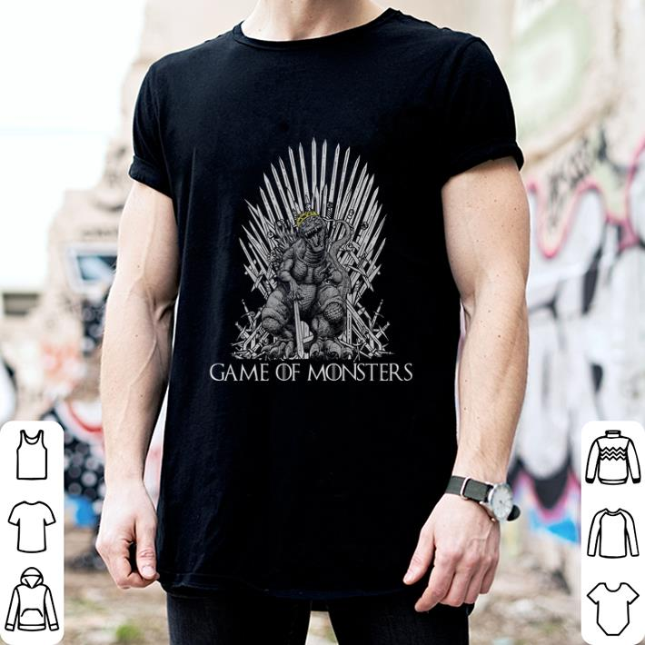 Game Of monsters Game Of Thrones shirt