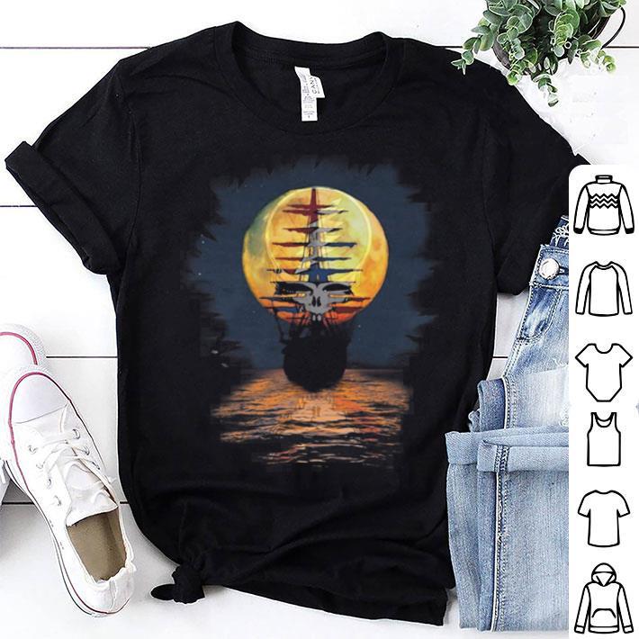 Grateful dead ship of fools shirt