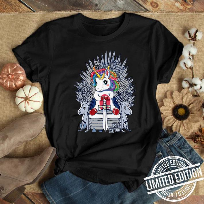 King Unicorn Game Of Thrones shirt