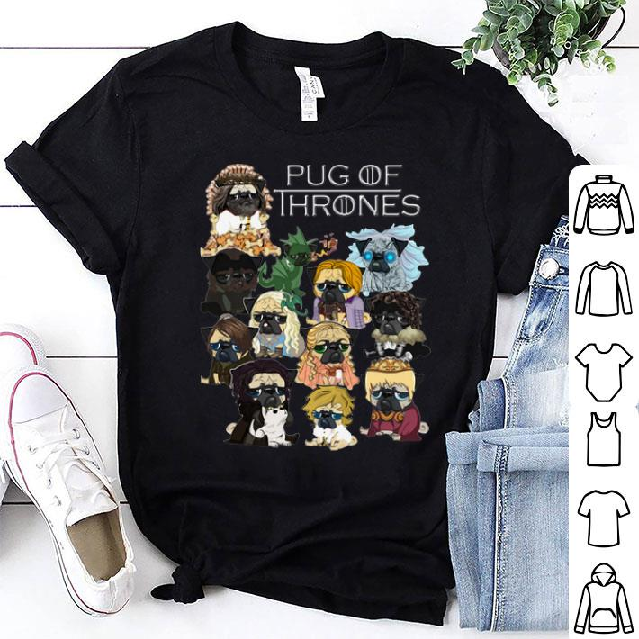 Pug Of Thrones Game Of Thrones shirt