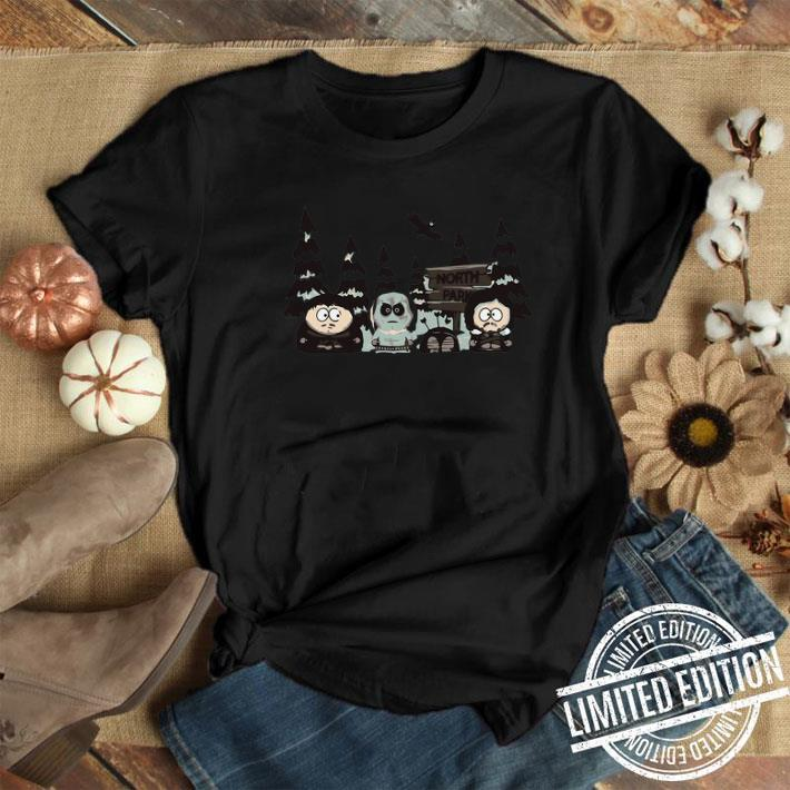 South Park North park Game of throne shirt 1