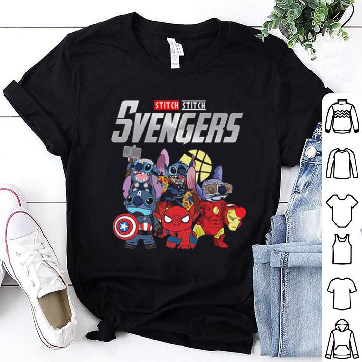 Stich Svengers Avengers shirt
