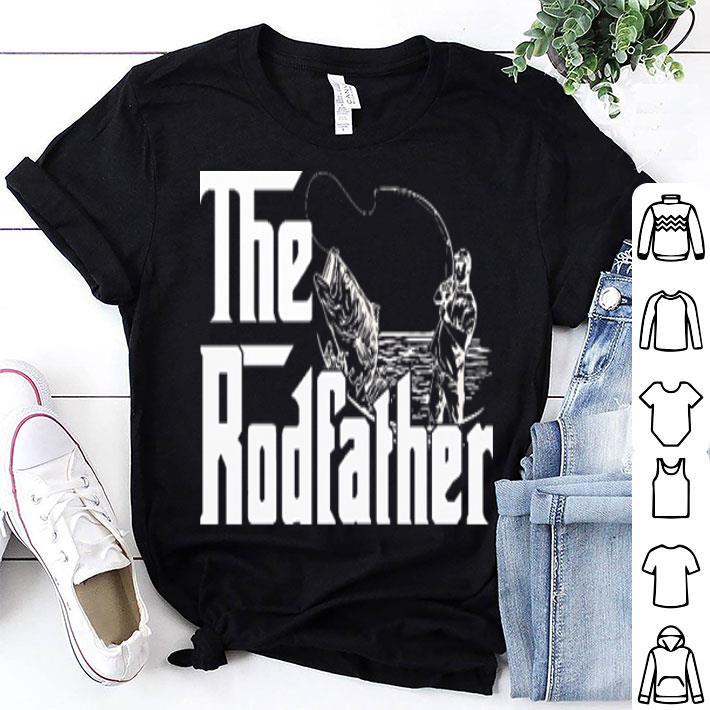 Fishing The Rodfather shirt