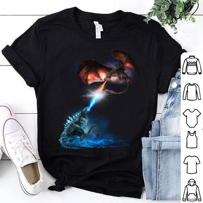 Godzilla kamehameha Dracarys dragon Daenerys Targaryen shirt