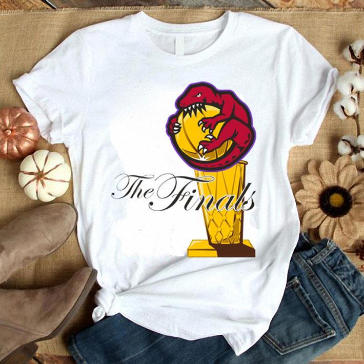 Raptors The Finals NBA Trophy shirt