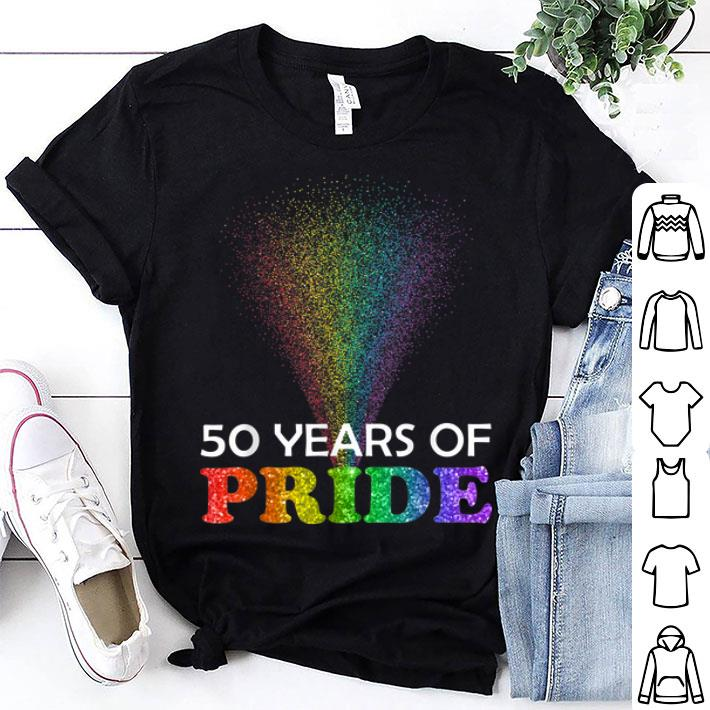 Stonewall Riots 50th Anniversary Gay Pride Month shirt