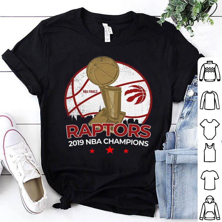 Toronto Raptors NBA 2019 Finals Champions Roster shirt
