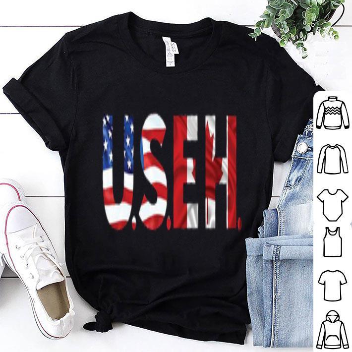 USEH flag shirt