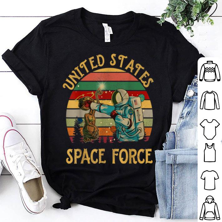 united states space force Vintage shirt