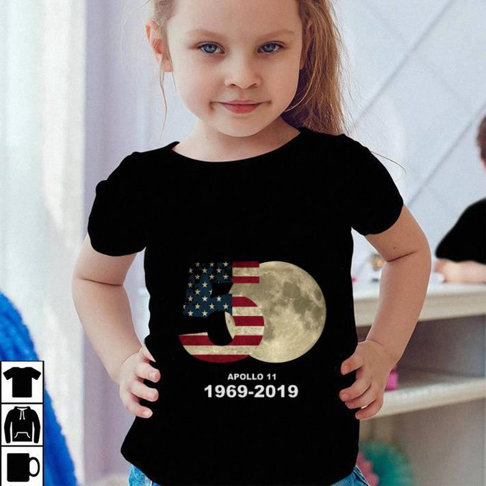 50 Years Apollo 11 1969-2019 NASA Neil Armstrong shirt
