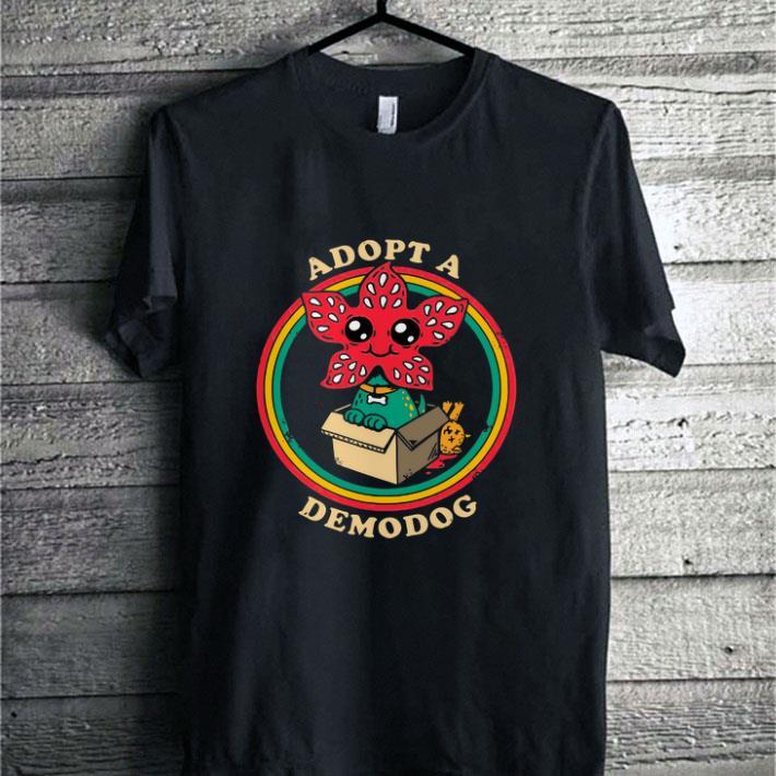 Adopt a Demodog Stranger Things shirt sweater