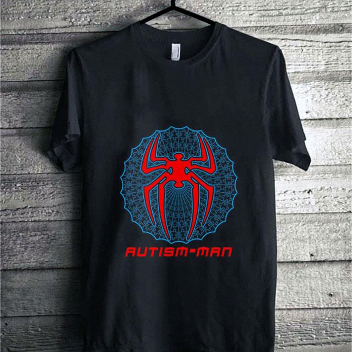 Autism-man Spider Man Far From Home shirt 1