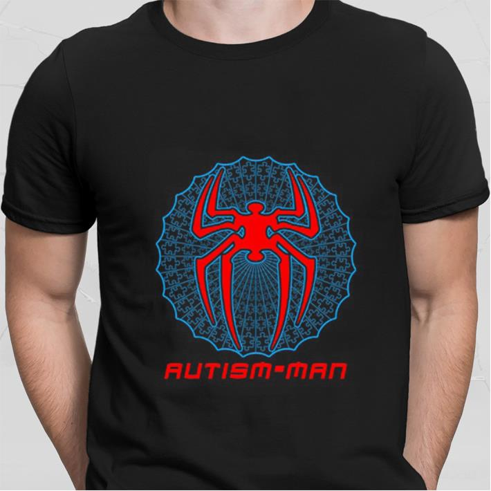 Autism-man Spider Man Far From Home shirt 2