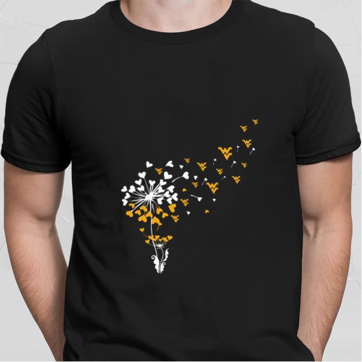 Dandelion West Virginia Mountaineers shirt