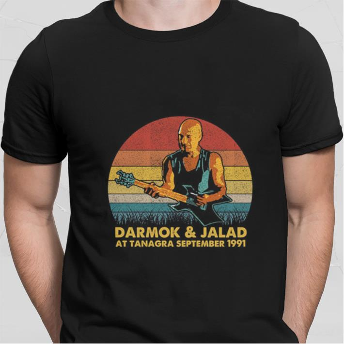 Darmok & Jalad at Tanagra september 1991 Vintage shirt