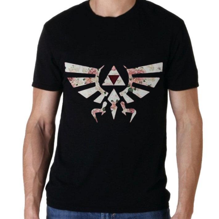 Flower The Legend of Zelda Triforce symbol Nintendo
