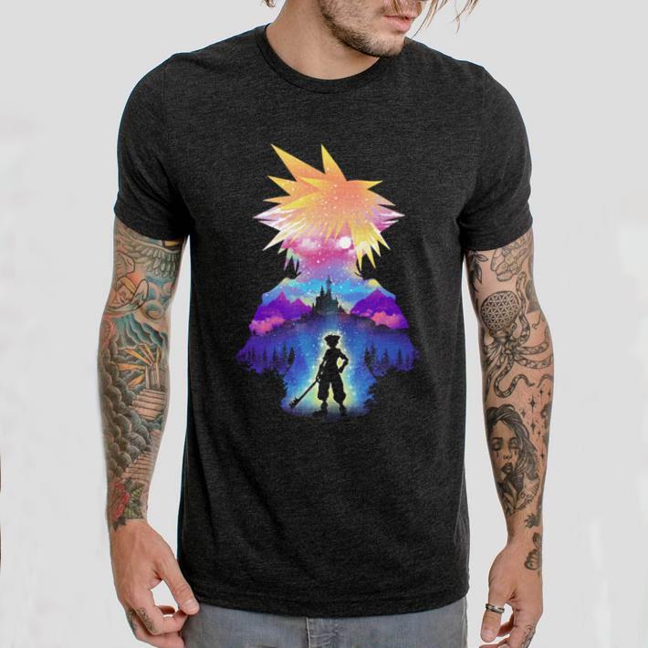 Midnight Sora Kingdom Hearts 3 shirt sweater 2
