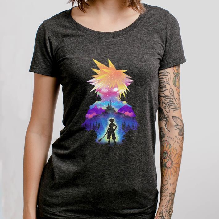 Midnight Sora Kingdom Hearts 3 shirt sweater 3