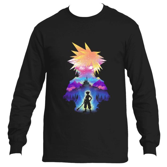 Midnight Sora Kingdom Hearts 3 shirt sweater