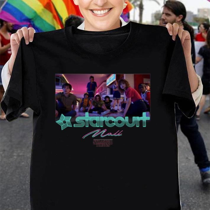 Starcourt Mall Stranger Things 3 shirt