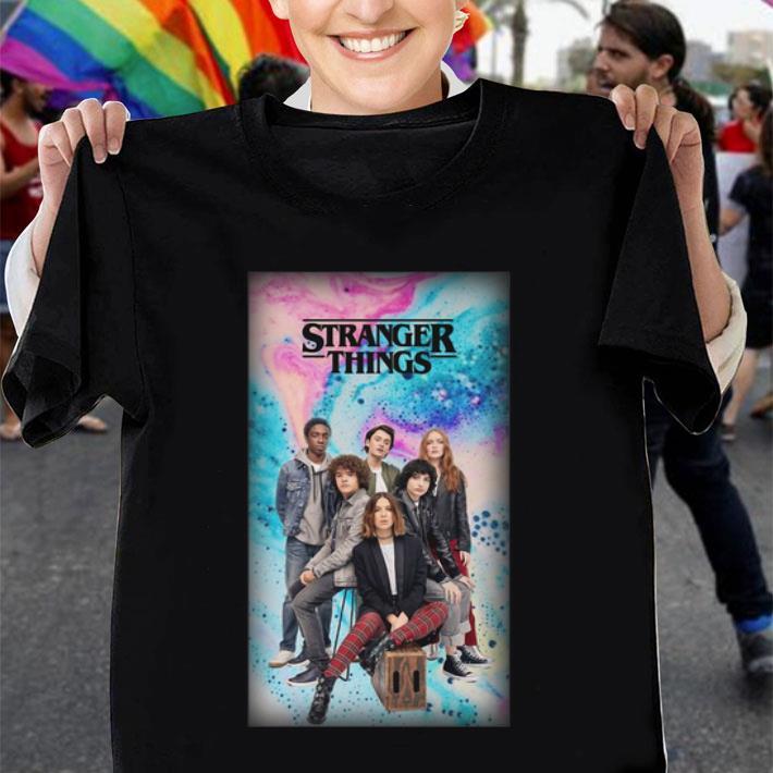 Stranger Things Characters shirt