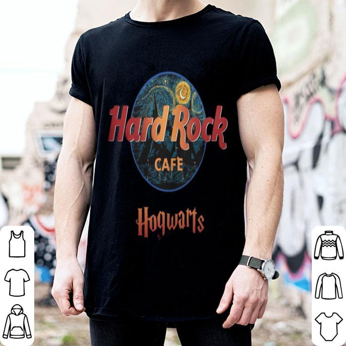 Hard Rock Cafe Hogwarts Halloween shirt