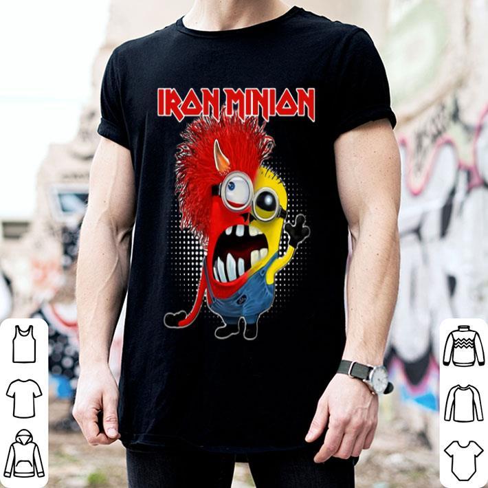 Iron Minions Iron Maiden shirt