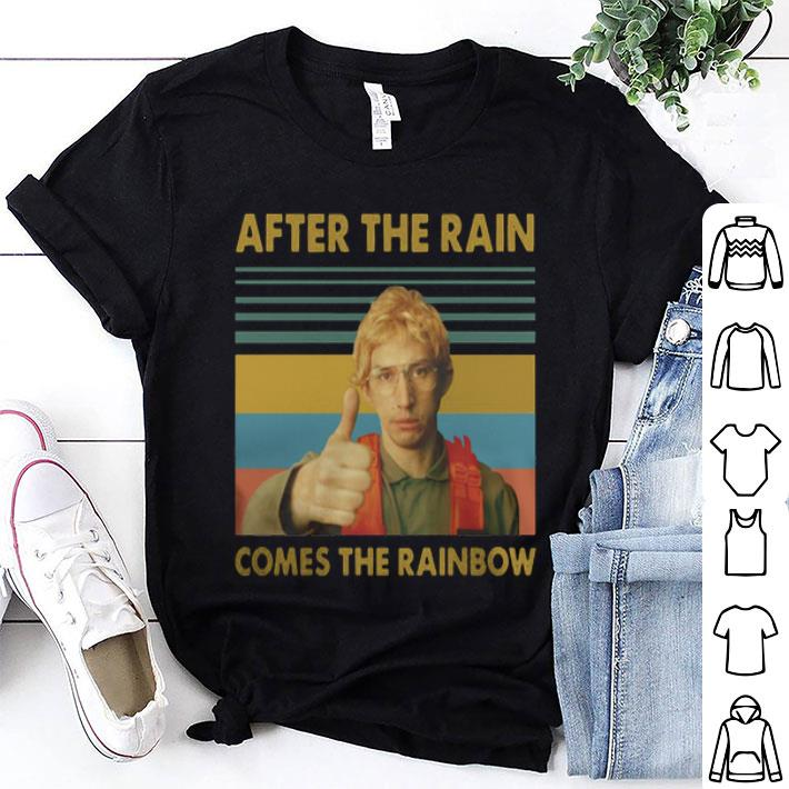Kylo Ren After the rain comes the rainbow vintage shirt