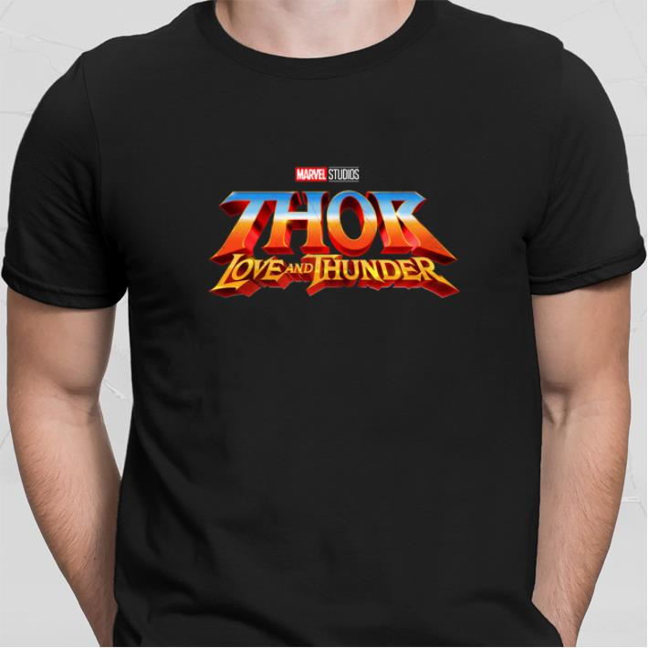 Marvel Studios Thor Love and Thunder shirt sweater