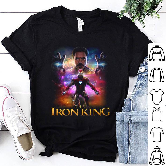 The Iron King Iron Man shirt