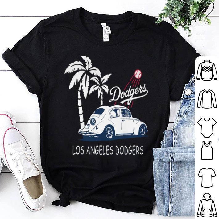 Volkswagen Beetle Los Angeles Dodgers shirt