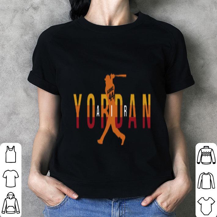 Yordan Alvarez Air Jordan shirt