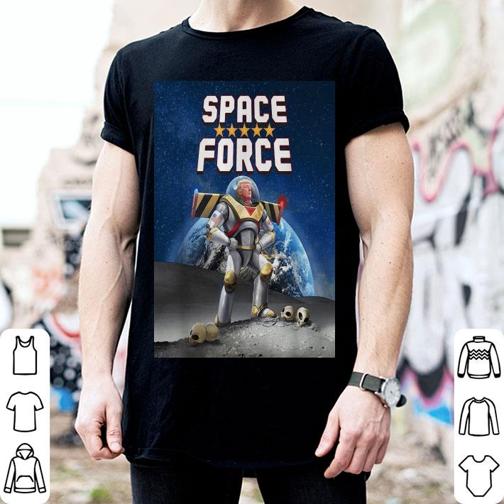 Donald Trump Space Force Buzz Lightyear shirt