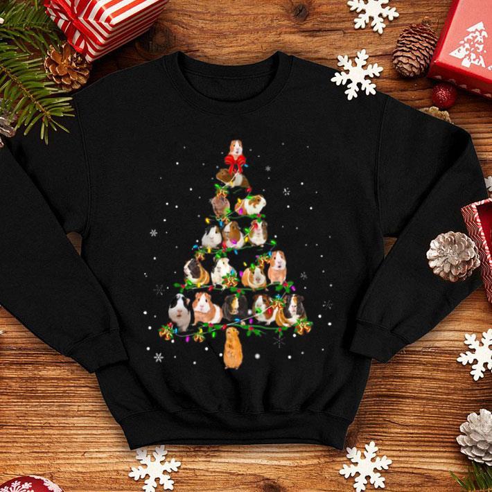 Hamster Christmas Tree shirt
