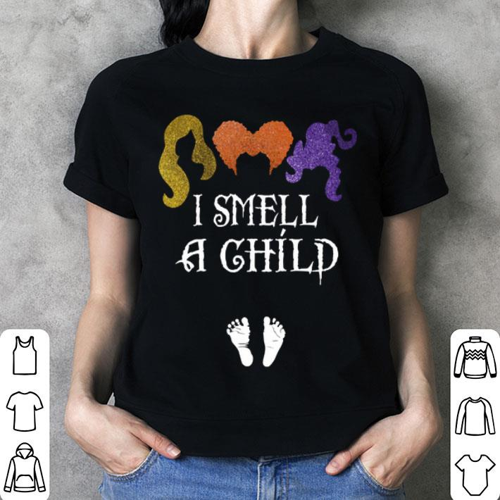 Hocus Pocus i smell a child shirt