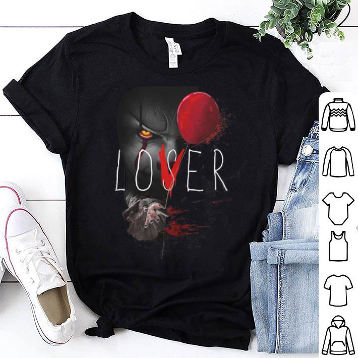 Pennywise Lover Loser IT shirt