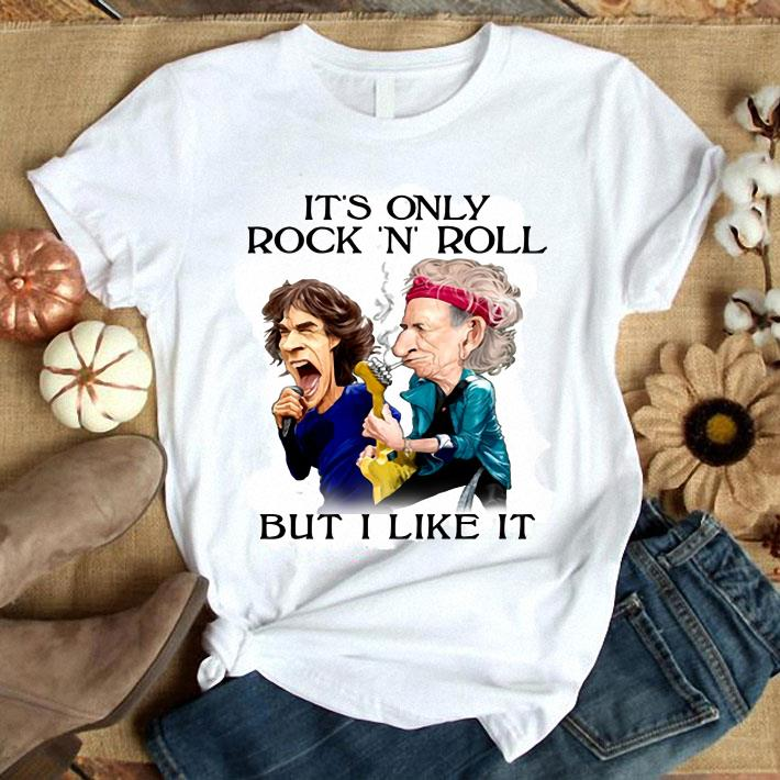 The Rolling Stones It's only Rock N Roll but i like it shirt
