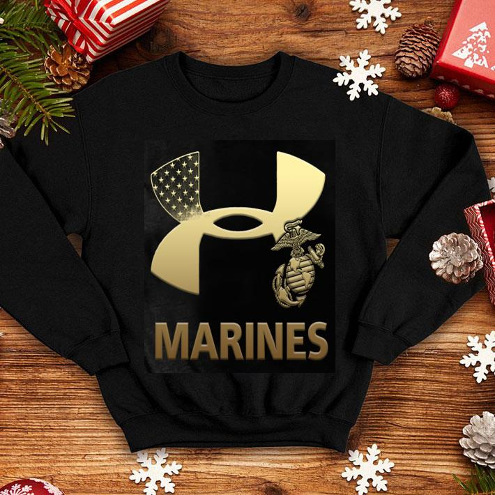 Under Armour United States Marine Corps shirt